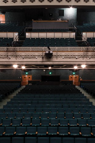 Two levels of The Grand Theatre