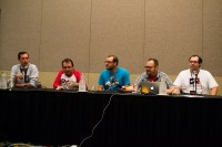 The History and Culture of Video Games panel