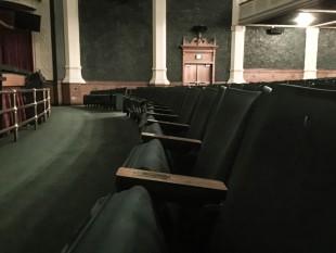 Grand Theatre seats