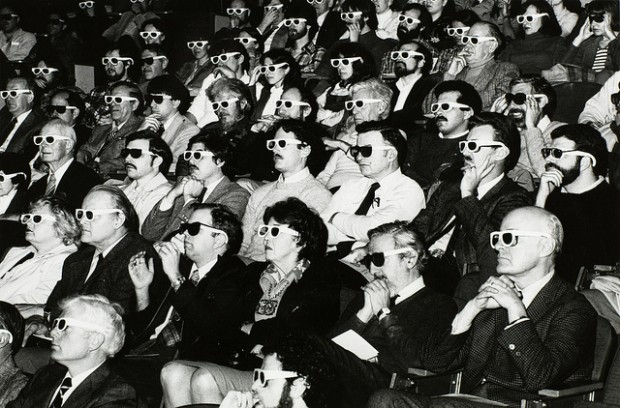 Is movie etiquette a thing of the past?