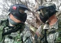 Cadet Bender (left) and Cadet Wichita