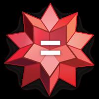 Wolfram-Alpha logo