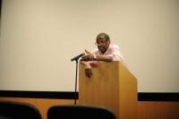 Guest speaker Bill Strickland