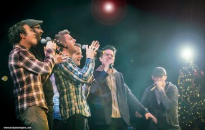 Eclipse a cappella group will be singing Christmas melodies at The Grand Theatre