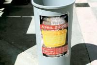 Food Pantry donation bin
