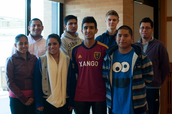 International Indoor Soccer Club team photo