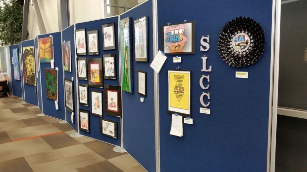 SLCC student art