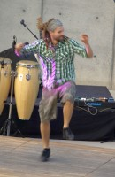 Nick Bowman from Rhythmic Circus