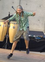 Rhythmic Circus Executive Director Nick Bowman