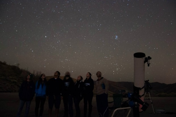 SLCC Astronomical Society star party