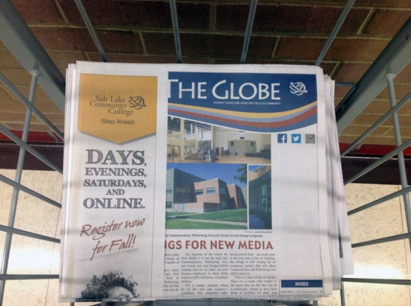 'The Globe' 2013 back to school issue