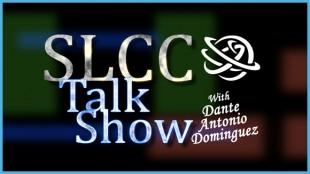 Banner for the program SLCC Talk Show