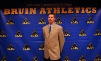 Interim men's basketball head coach Todd Phillips