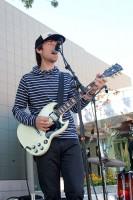 Kyle Rife on guitar