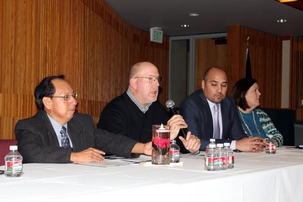 UMA conference panel