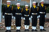 Navy officers