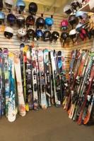 Winter gear inside 2nd Tracks Sports