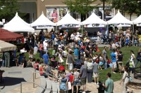 Hundreds of people headed over to the Gateway mall this past weekend, to help celebrate the 10 anniversary of the Utah Chalk Arts Festival