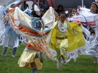 Jr. Girls Fancy Shawls dance