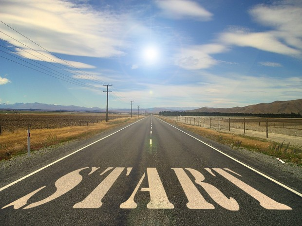 Start on the road to success