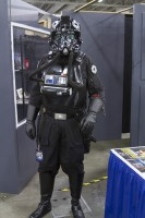 Jared Peters as The Fighter Pilot
