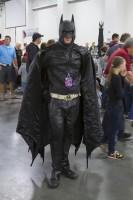 Justin Davey as Batman