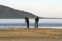 Photographers at Great Salt Lake