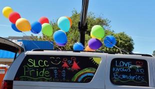 """""""SLCC pride - love knows no boundaries"""""""