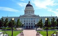 Image of Utah State Capital building
