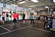 Photo of CrossFit gym