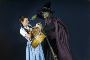 """Dorothy, Toto and the Wicked Witch of the West from The Grand Theatre's """"The Wizard of Oz"""""""