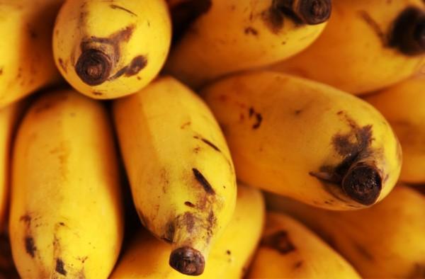 Bananas are a low-calorie source of potassium, calcium and fiber.