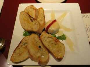 One of the Stella Grill's appetizers