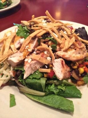 A Stella Grill chicken salad