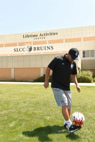 Mark Davis soccer footwork
