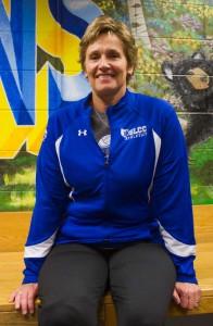 Sue Dulaney SWAC Coach of the Year