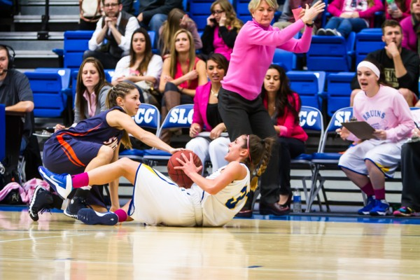 SLCC women's basketball vs. Snow College on Jan. 18