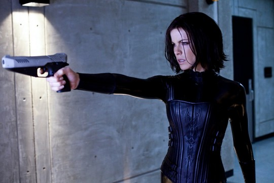 "Kate Beckinsale in ""Underworld: Awakening"""